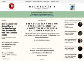 mcsweeneys.net
