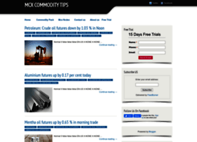 Mcx-ncdex-commodity-trading-tips.blogspot.com