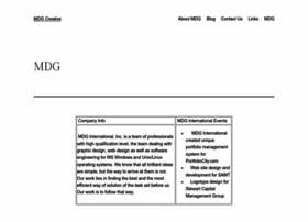 mdgcreative.net