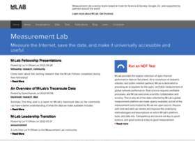 measurementlab.net