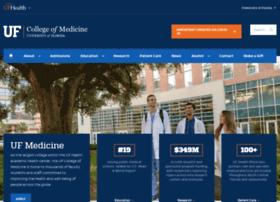 med.ufl.edu