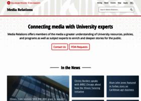 mediarelations.ilstu.edu