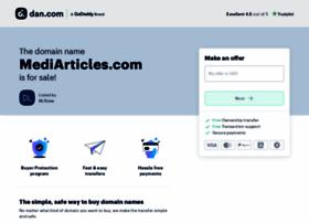 mediarticles.com
