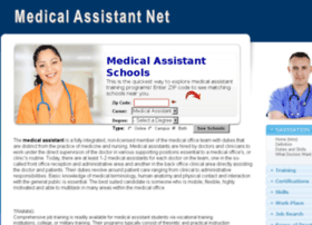medicalassistant.net