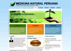 medicinanaturalperuana.com