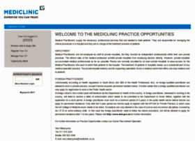 mediclinicpo.drm-za.com