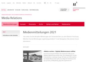 medienmitteilungen.unibe.ch