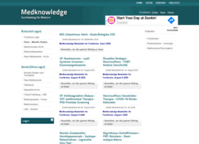 medknowledge.de