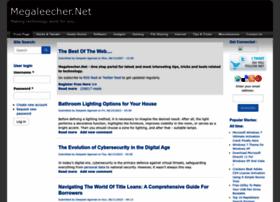 megaleecher.net