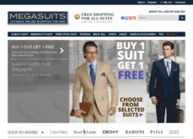 megasuits.com