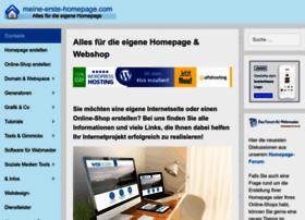 meine-erste-homepage.com
