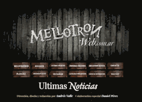 Mellotronweb.com.ar