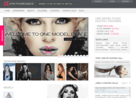member.onemodelplace.com