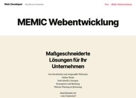 memic.net