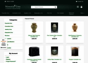memorial-urns.com