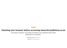 menardscarpfishery.co.uk