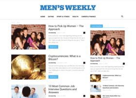 mensweekly.net