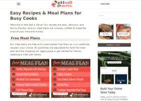 menus4moms.com