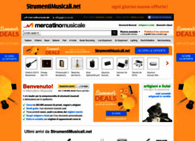 mercatinomusicale.com
