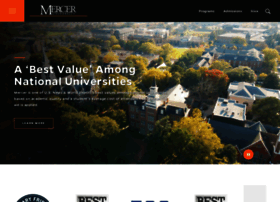 mercer.edu
