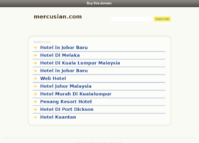 mercusian.com