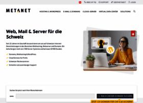 metanet.ch