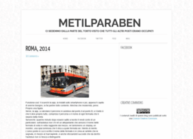 metilparaben.blogspot.com