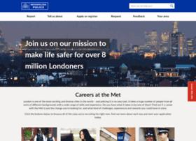 metpolicecareers.co.uk