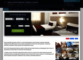 metro-hotel-sydneycentral.h-rez.com