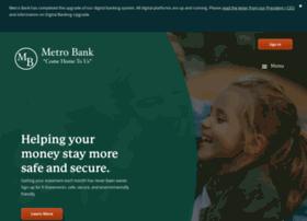 Metrobankpc.com