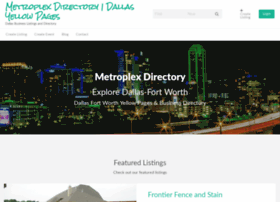 metroplexdirectory.com