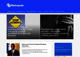 metropolehaiti.com