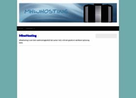 mhwhosting.nl
