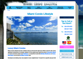 miamicondolifestyle.com