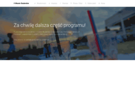 miastostudentow.pl