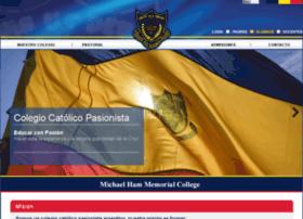 Michaelham.esc.edu.ar