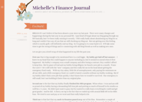 Michellesfinancejournal.wordpress.com