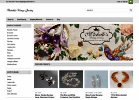 michellesvintagejewelry.com