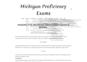 michigan-proficiency-exams.com