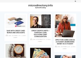 microdirectory.info