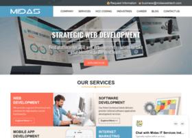 midaswebtech.com