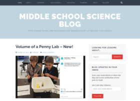 middleschoolscience.com