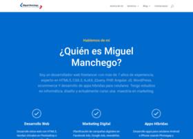 miguelmanchego.com