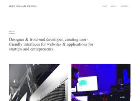 mikeinghamdesign.com