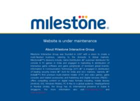 milestoneinteractive.com