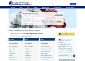 military-hotels.us