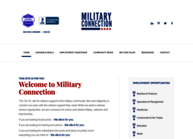 militaryconnection.com