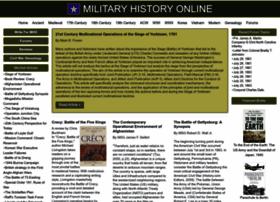 militaryhistoryonline.com
