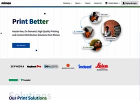 mimeo.com