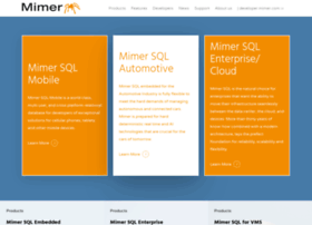 mimer.com